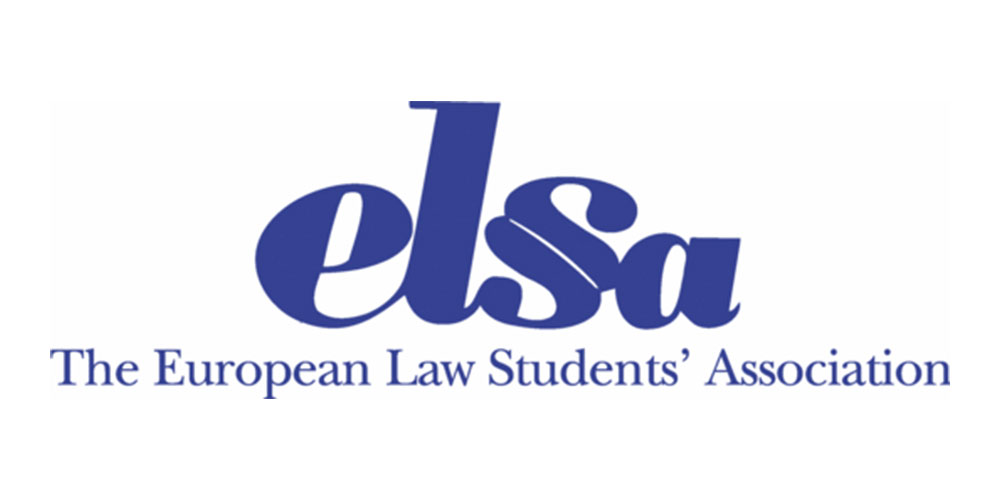el§a The European Law Students' Association